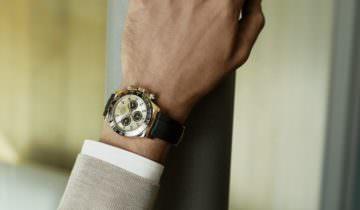 Rolex Cosmograph Daytona in 18 Karat Gelbgold