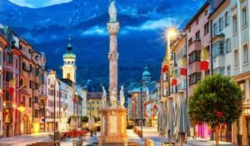 Im Herzen der Innsbrucker